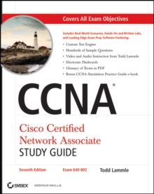 CCNA : Cisco Certified Network Associate Study Guide (640-802), Mixed media product Book