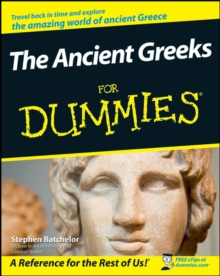 The Ancient Greeks For Dummies, Paperback Book