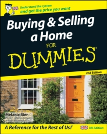 Buying and Selling a Home For Dummies, Paperback Book