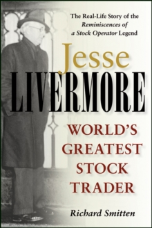 Jesse Livermore : Worlds Greatest Stock Trader, Paperback Book