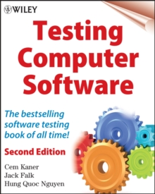 Testing Computer Software, Paperback Book