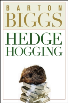 Hedge Hogging, Hardback Book