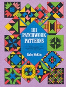 One Hundred and One Patchwork Patterns, Paperback Book