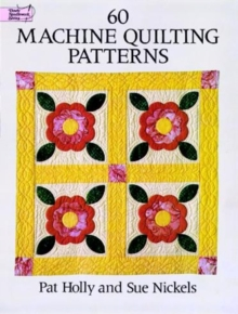 60 Machine Quilting Patterns, Paperback Book