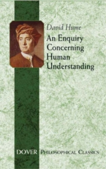 An Enquiry Concerning Human Understanding, Paperback Book