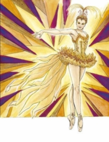 Ballet Costumes Coloring Book, Paperback Book