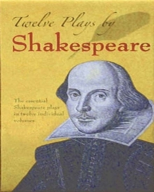 12 Plays of Shakespeare, Paperback Book