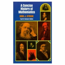 A Concise History of Mathematics, Paperback Book
