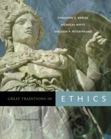 Great Traditions in Ethics, Paperback Book
