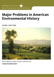 Major Problems in American Environmental History, Paperback Book