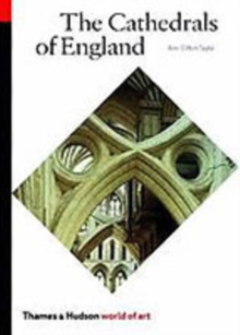 The Cathedrals of England, Paperback Book
