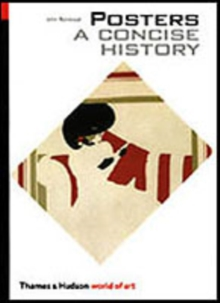 Posters : A Concise History, Paperback Book