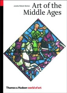 The Art of the Middle Ages, Paperback Book