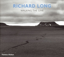 Richard Long - Walking the Line, Paperback Book