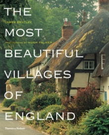 The Most Beautiful Villages of England, Paperback Book