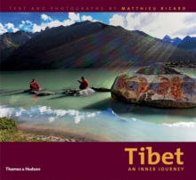 Tibet : An Inner Journey, Paperback Book