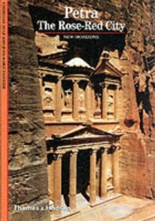 Petra : Rose Red City, Paperback Book