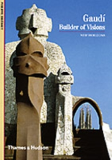 Gaudi : Builder of Visions, Paperback Book