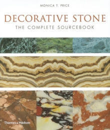 Decorative Stone : The Complete Sourcebook, Hardback Book