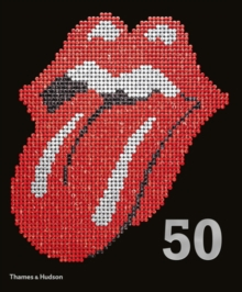 The Rolling Stones: 50, Hardback Book