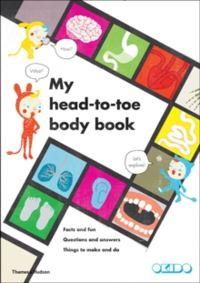 My Head-to-Toe Body Book, Hardback Book