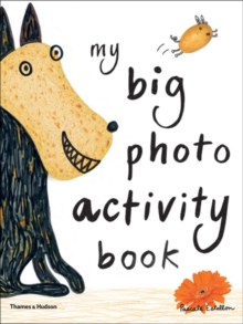 My Big Photo Activity Book, Paperback Book