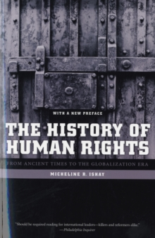 The History of Human Rights : From Ancient Times to the Globalization Era, Paperback Book