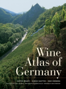 Wine Atlas of Germany, Hardback Book