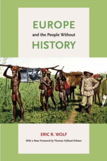 Europe and the People without History, Paperback Book