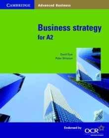 Business Strategy for A2, Paperback Book
