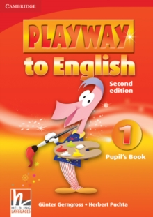 Playway to English Level 1 Pupil's Book : Level 1, Paperback Book