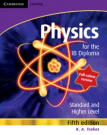 Physics for the IB Diploma Full Colour, Paperback Book