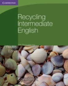 Recycling Intermediate English with Removable Key, Paperback Book