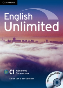 English Unlimited Advanced Coursebook with E-Portfolio, Mixed media product Book