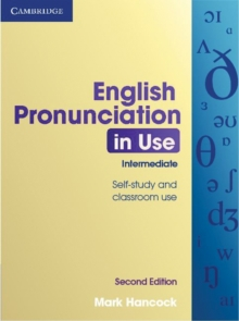 English Pronunciation in Use Intermediate with Answers, Paperback Book
