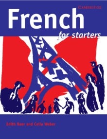 French for Starters, Paperback Book