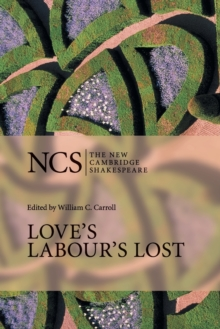 Love's Labour's Lost, Paperback Book