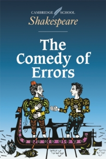 The Comedy of Errors, Paperback Book