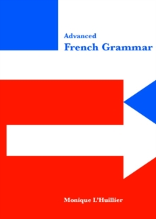 Advanced French Grammar, Paperback Book