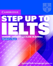 Step Up to IELTS without Answers, Paperback Book