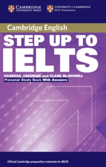 Step Up to IELTS Personal Study Book with Answers, Paperback Book