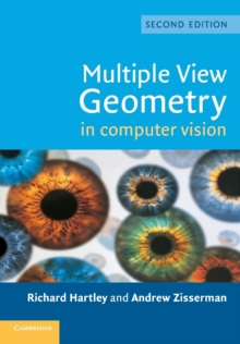 Multiple View Geometry in Computer Vision, Paperback Book