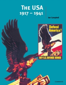 The USA, 1917-1941, Paperback Book