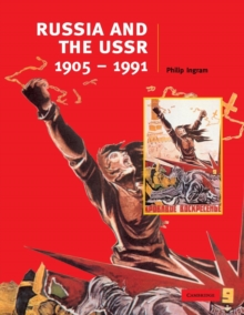 Russia and the USSR, 1905-1991, Paperback Book