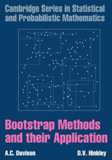 Bootstrap Methods and their Application, Paperback Book