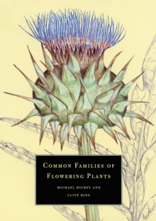 Common Families of Flowering Plants, Paperback Book