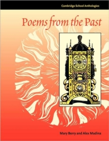 Poems from the Past, Paperback Book