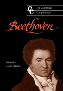 The Cambridge Companion to Beethoven, Paperback Book