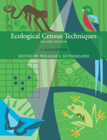 Ecological Census Techniques : A Handbook, Paperback Book