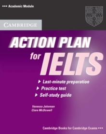 Action Plan for IELTS Self-Study Student's Book Academic Module, Paperback Book